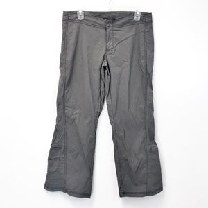 Athleta Brown Hiking Pants Size 10P